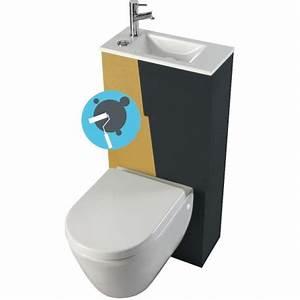Lave Main Brico Depot : wc suspendu avec lave main pack wc cologique et ~ Dailycaller-alerts.com Idées de Décoration
