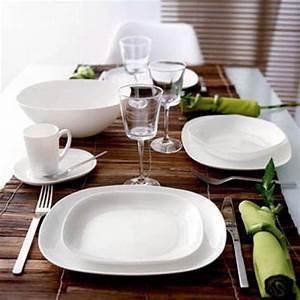 Service De Table Pas Cher : ambiance service de table luminarc zing vaisselle maison ~ Teatrodelosmanantiales.com Idées de Décoration