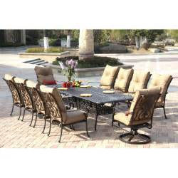 outdoor dining set for 10 ideas outdoor furniture sets