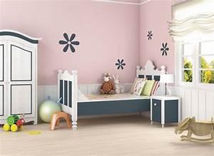 Peinture Mur Chambre : peinture murale couleur pastel ~ Voncanada.com Idées de Décoration