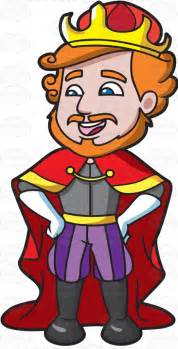 boots hair clipart a laughing king