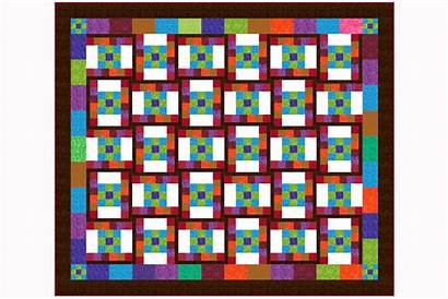 Quilt Patch Nine Dancing Patterns Pattern Easy