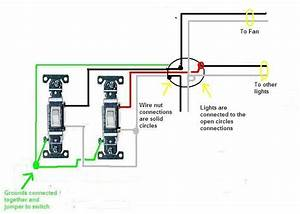 I Have 2 Switches Both Are Slide Dimmers  1 Is For A Fan