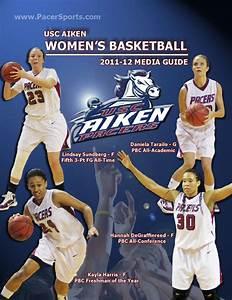 2011-12 USC Aiken Women's Basketball Media Guide by Brian ...