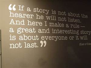 Why Your Organization Needs a Good Storyteller – Goins, Writer
