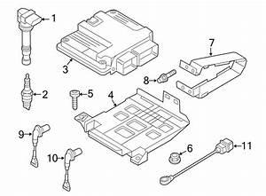 2011 Volkswagen Engine Camshaft Position Sensor  Engine Camshaft Position Sensor  Sender