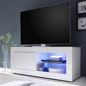 Lowboard 140 Cm Breit : tv board in hochglanz wei 140 cm breit jetzt bestellen unter ~ Bigdaddyawards.com Haus und Dekorationen