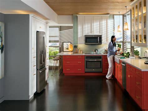 hot kitchen appliance trends hgtv