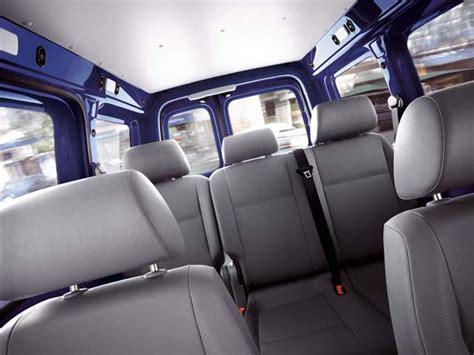 caddy interieur interiores combi volkswagen