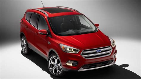 Ford Suv Car by Ford Kuga Suv Update Confirmed For 2017 Car News Carsguide
