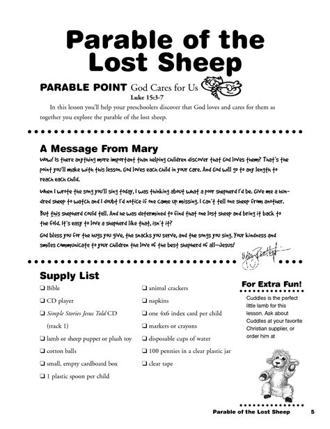 coloring pages for preschoolers parable of lost sheep 804 | biyp7kz6T
