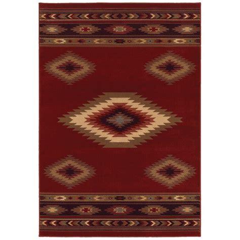 home decorators collection rugs home decorators collection aztec 8 ft x 10 ft area 42136