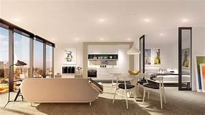 Beautiful, Small, Studio, Apartment, Design, Ideas, For, Your