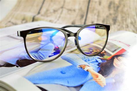 blue light glasses clear unisex anti blue light blue blocking glasses by ocushield