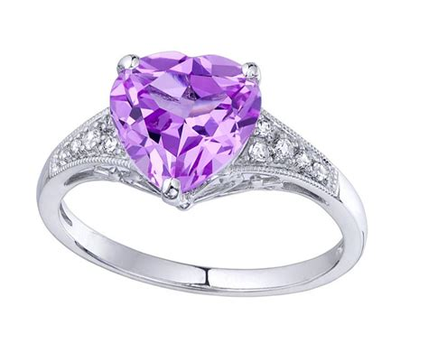 Sterling Silver Created Pink Sapphire Heart Ring  Charm. Keeper Rings. Comfortable Wedding Engagement Rings. 0.10 Carat Wedding Rings. Broken Engagement Rings. Wedding Gatsby Engagement Rings. Tip Engagement Rings. Amethyst Engagement Rings. Moonstone Wedding Rings