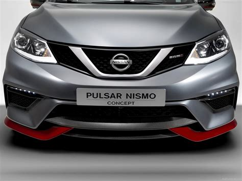 Nissan Pulsar Nismo Concept (2014) picture #12, 1600x1200