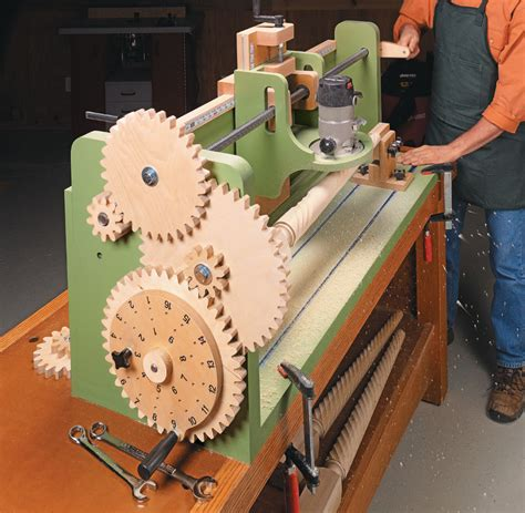router jig milling machine woodworking project