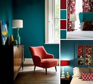 les 25 meilleures idees de la categorie bleu canard que With association de couleurs avec le bleu 8 quelle couleur pour une chambre dado