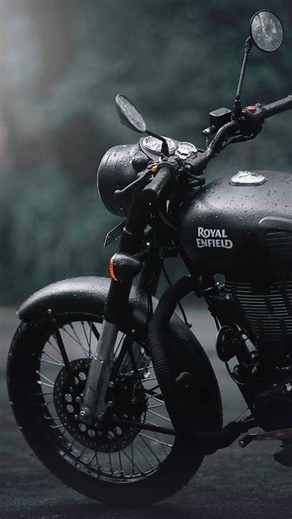 Iphone Enfield Royal Stealth Bikes Wallpapers Iphones
