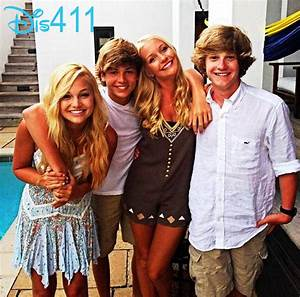 More Photos: Olivia Holt With Her Family & Friends At ...