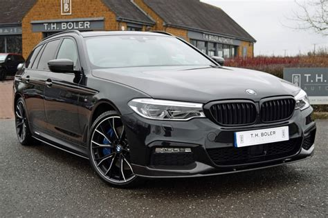Bmw 540i M Sport by Used 2017 Bmw 5 Series 540i Xdrive M Sport Touring For
