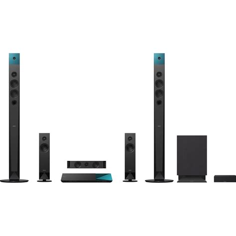 Sony Bdvn8100w Premium 3d Bluray Home Theater System