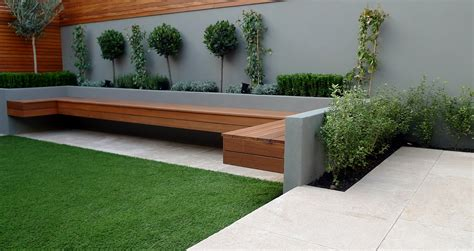 landscape seating small garden design and landscaping seating raised bed