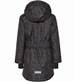Hummel Winter Coat - Martha - Navy w. Drops
