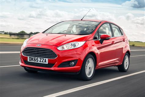 Ford Car : Ford Fiesta Makes £3k Price Leap As Base Cars Are Axed