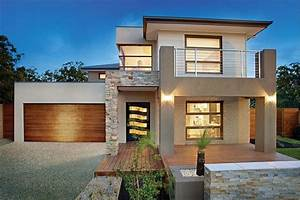 double story house designs in south africa 1 home design With double story modern house plans