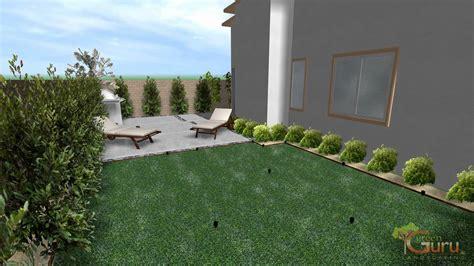 D Backyard Landscape Design Las Vegas Landscapers-youtube