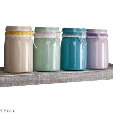 diy d 233 co recycler vos pots en verre avec de la peinture chalky finish id 233 es conseils et tuto