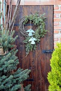 Aussen Hauswand Deko : die besten 25 au endeko weihnachten ideen auf pinterest dekoration weihnachten au en ~ Sanjose-hotels-ca.com Haus und Dekorationen