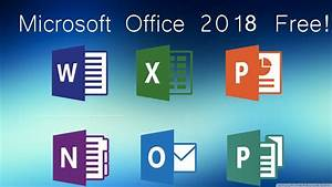 How To Get 2018 Microsoft Office 100  Free For Mac