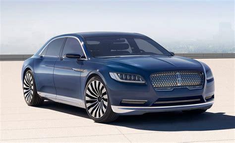 Lincoln 2019 Lincoln Continental Black Label 2019