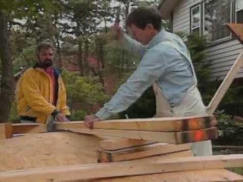 build temporary scaffolding youtube