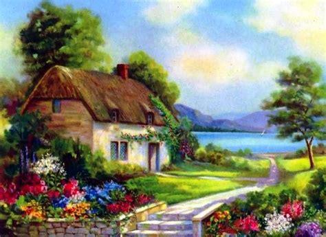 My Dream Cottage By Sanjanaa On Deviantart