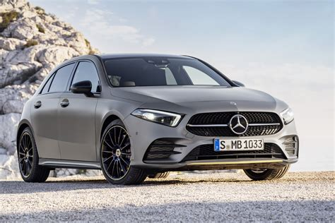 Price Of New by Uk Prices Revealed For All New Mercedes A Class Carbuyer