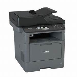Brother MFCL5750DW All-In-One Mono Laser Printer LN73287 ...