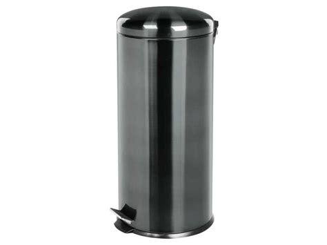conforama poubelle cuisine poubelle de cuisine 30l carmina coloris gris vente de