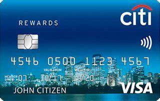 Citi rewards credit card details. Citi Rewards Classic Credit Card review | Finder