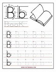 Image result for letter b worksheets