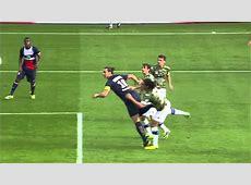 Zlatan Ibrahimovic Scorpion Kick wwwpixsharkcom