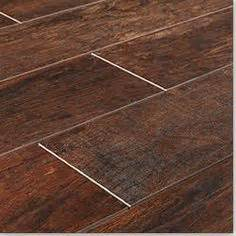 cabot porcelain tile redwood series lay vinyl plank flooring looks great and is half the