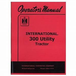Farmall International Tractor Wiring Diagram Picture