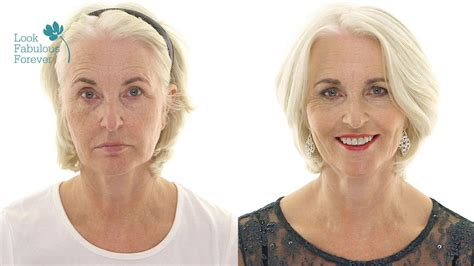 makeup  older women red carpet party  youtube