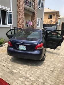 Registered Toyota Yaris 07 For Sale Manual Transmission