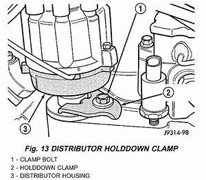 Schematics And Diagrams  How To Set Timing Marks On Dodge Ram 1500