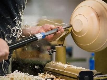 Lathe Wood Turning Bowls Lathes Mini Using