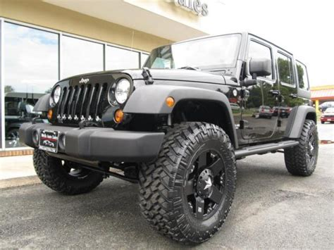Jeep Lifted For Sale Wrangler   Autos Post